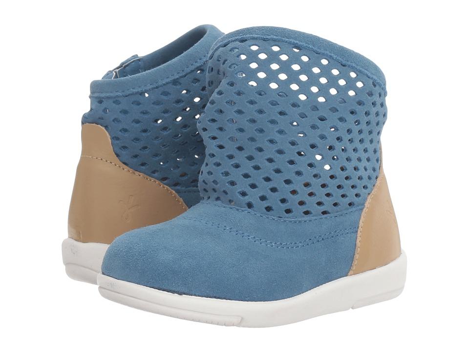EMU Australia Kids - Numerella (Toddler/Little Kid/Big Kid) (Lagoon Blue) Girls Shoes