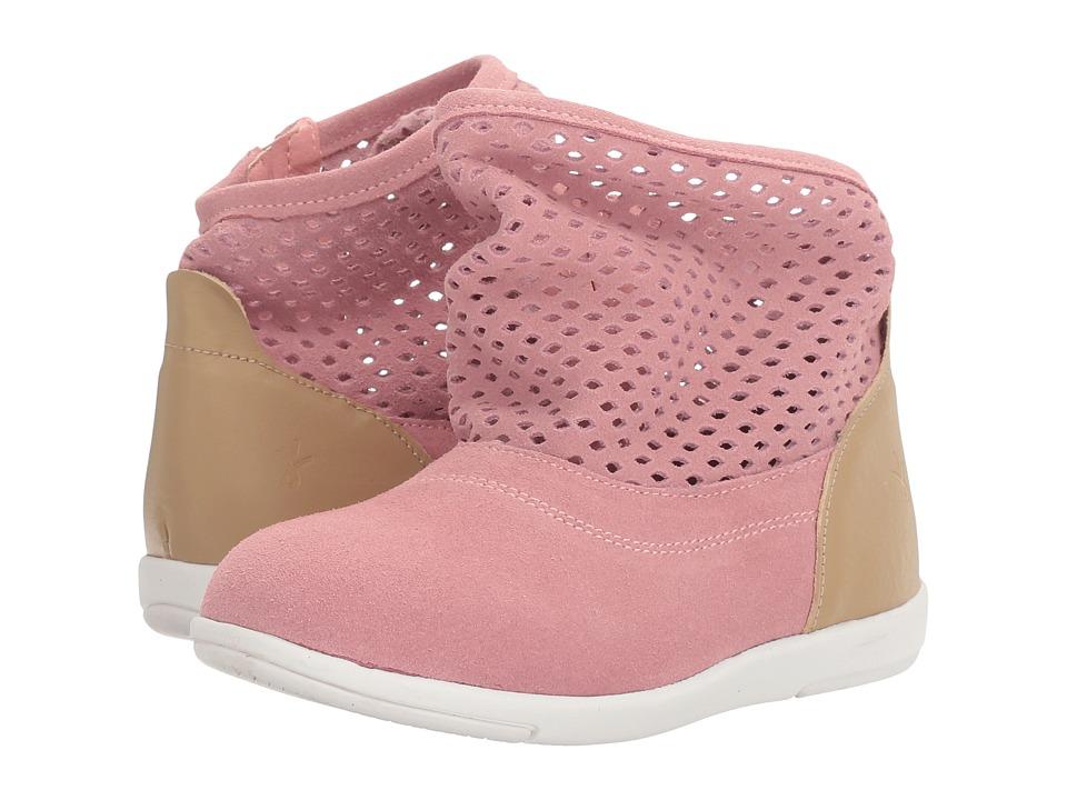 EMU Australia Kids - Numerella (Toddler/Little Kid/Big Kid) (Pale Pink) Girls Shoes