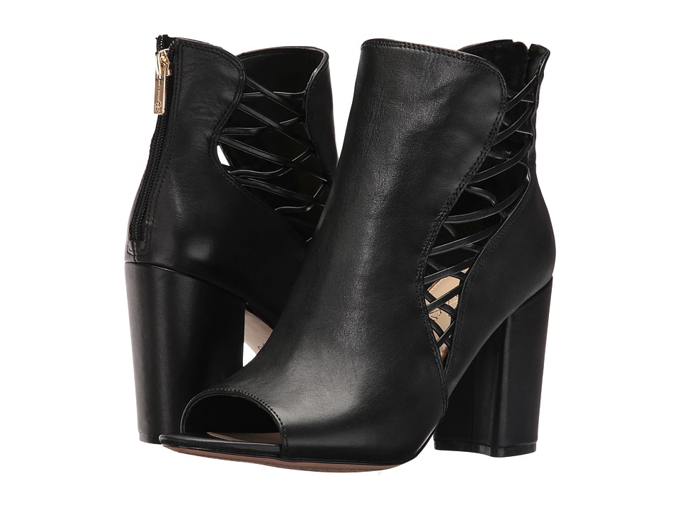 Jessica Simpson - Millo (Black Soft Nappa Silk) Women's Shoes