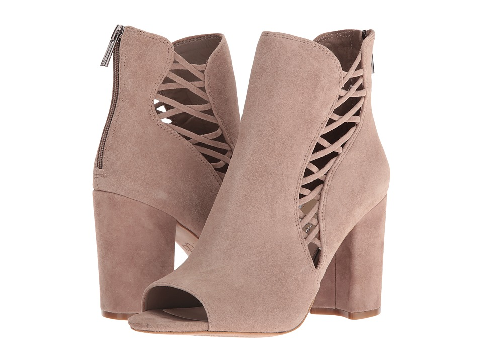 Jessica Simpson - Millo (Warm Taupe Luxe Kid Suede) Women's Shoes