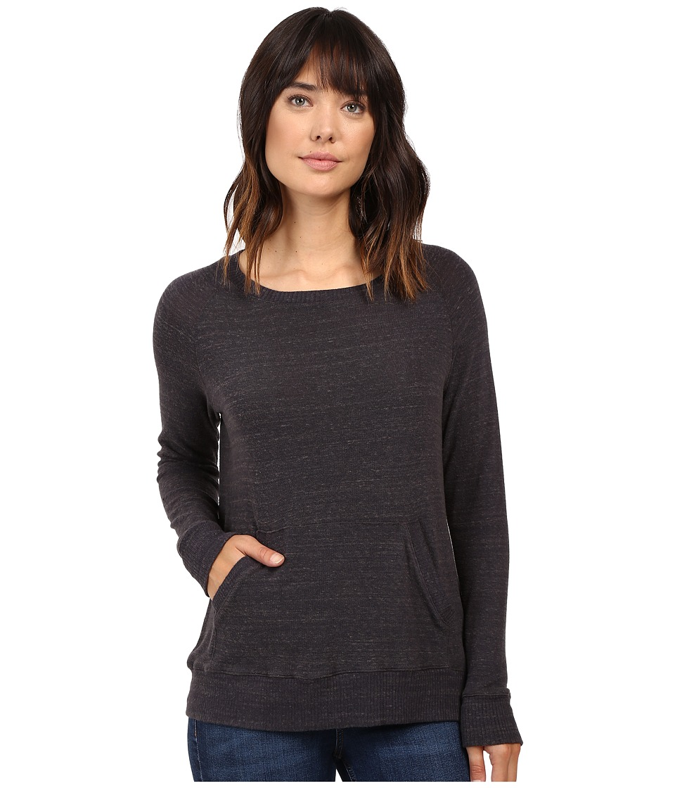 Allen Allen - Pocket Front (Deep Grey) Women's Clothing