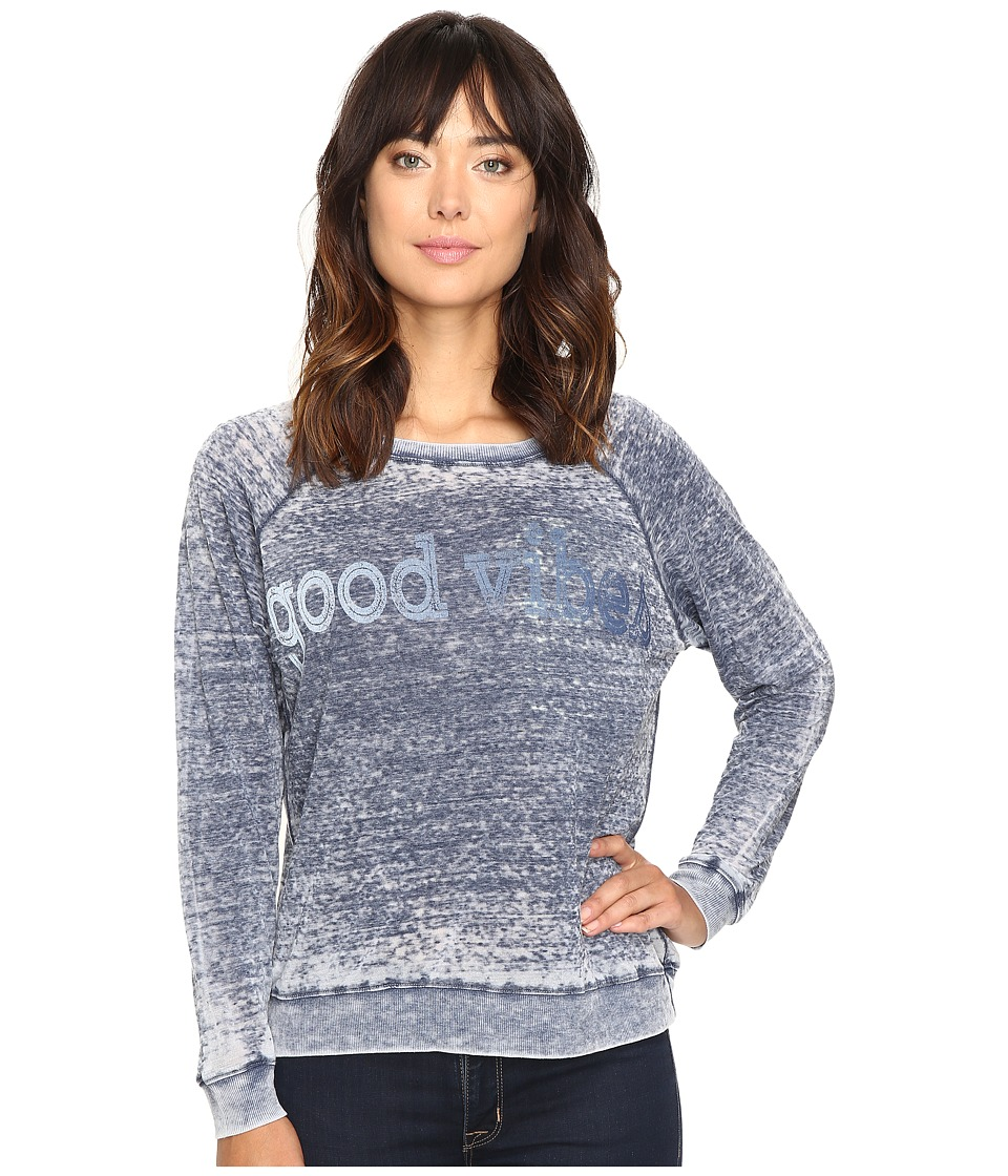 Allen Allen - Good Vibes (Lapis) Women's Clothing