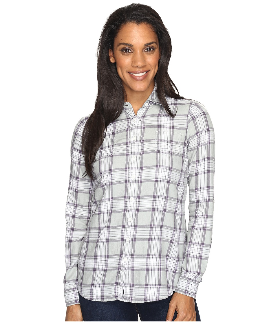 Aventura Clothing - Sheridan Long Sleeve (High-Rise) Women's Long Sleeve Button Up