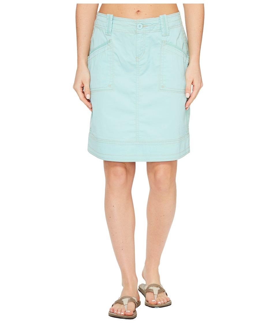 Aventura Clothing Arden Skirt (Aqua Haze) Women