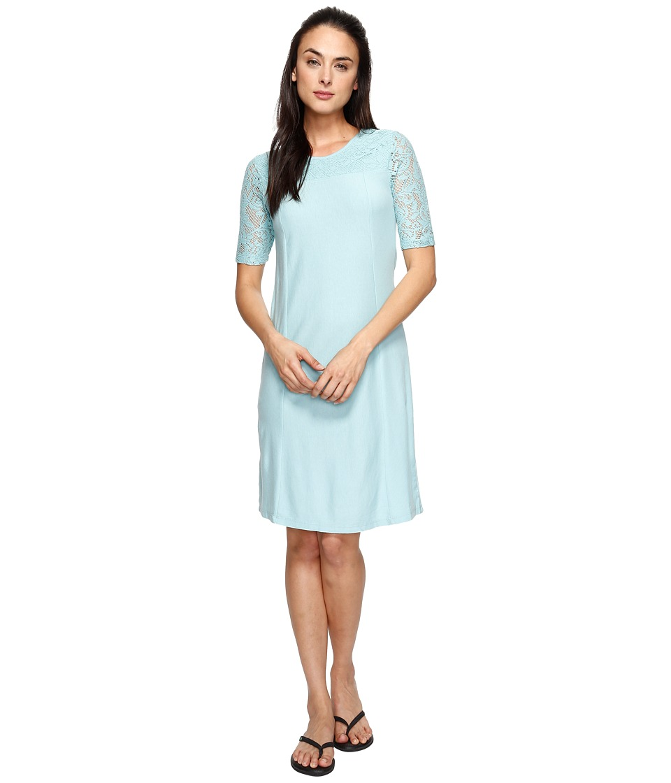 Aventura Clothing Wyatt Dress (Aqua Haze) Women