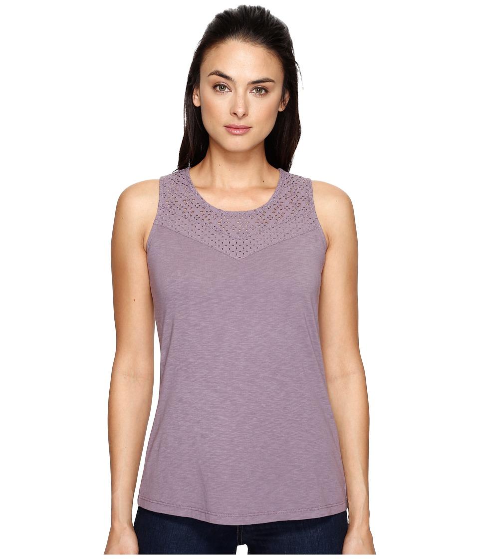 Aventura Clothing Pilar Tank Top (Purple Sage) Women