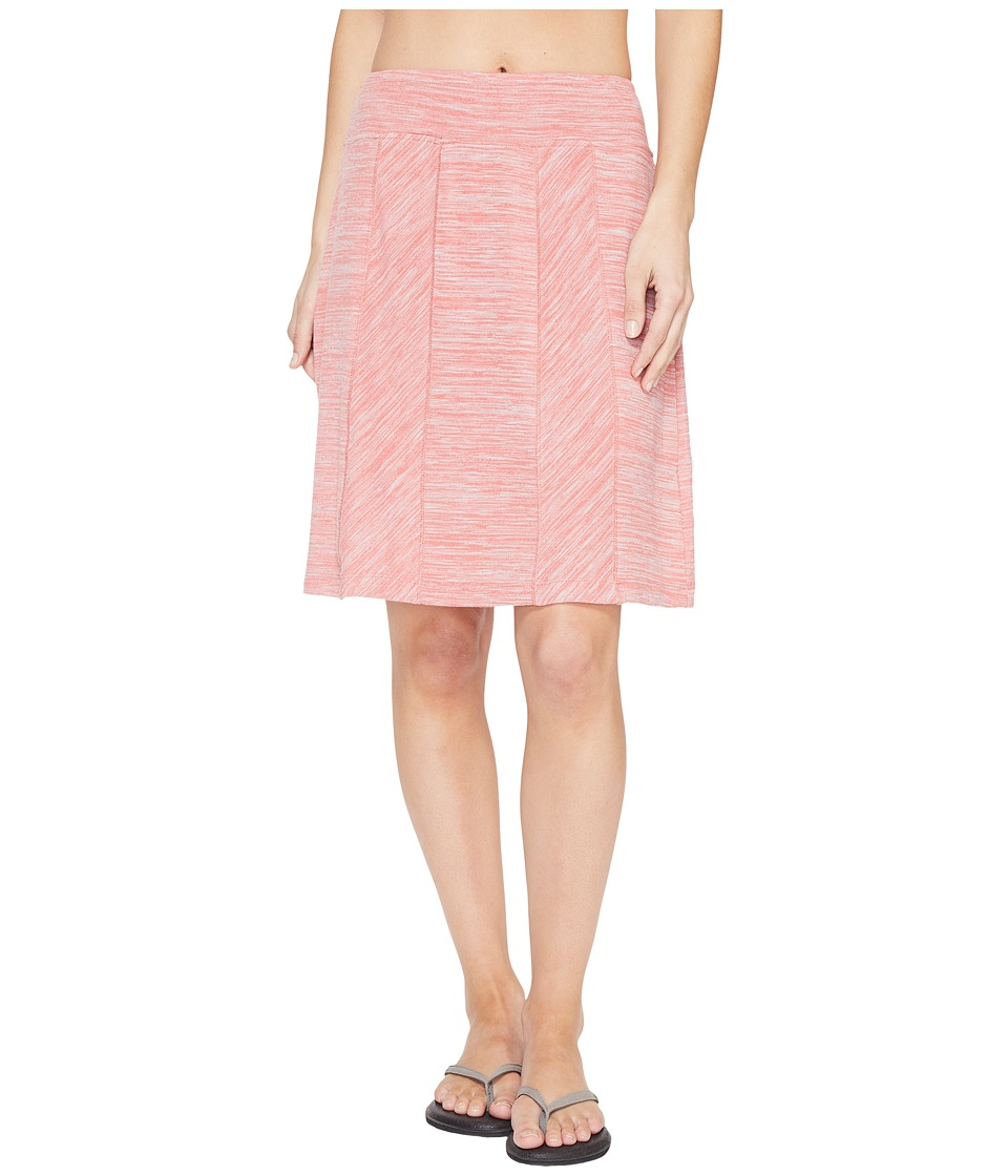 Aventura Clothing Sonnet Skirt (Spiced Coral) Women