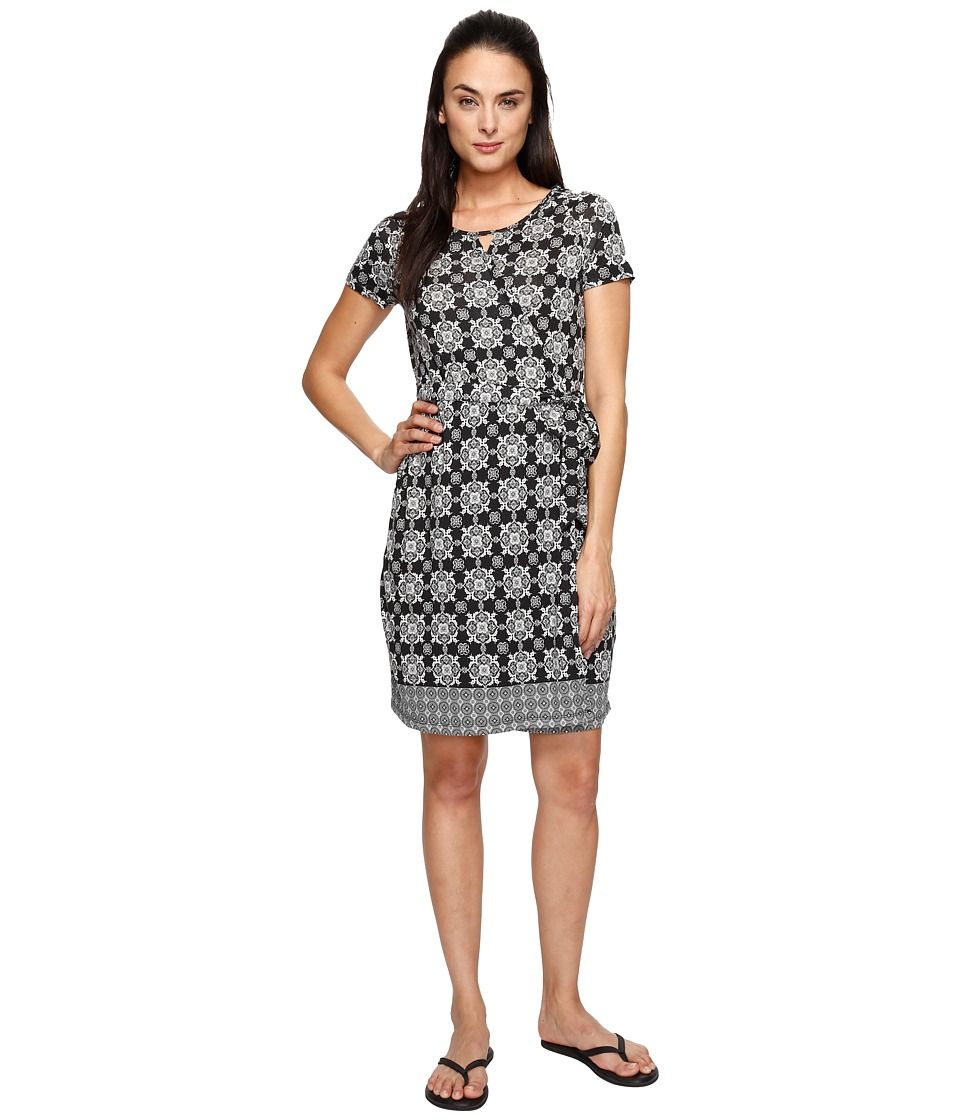 Aventura Clothing - Garland Dress (Black) Women's Dress