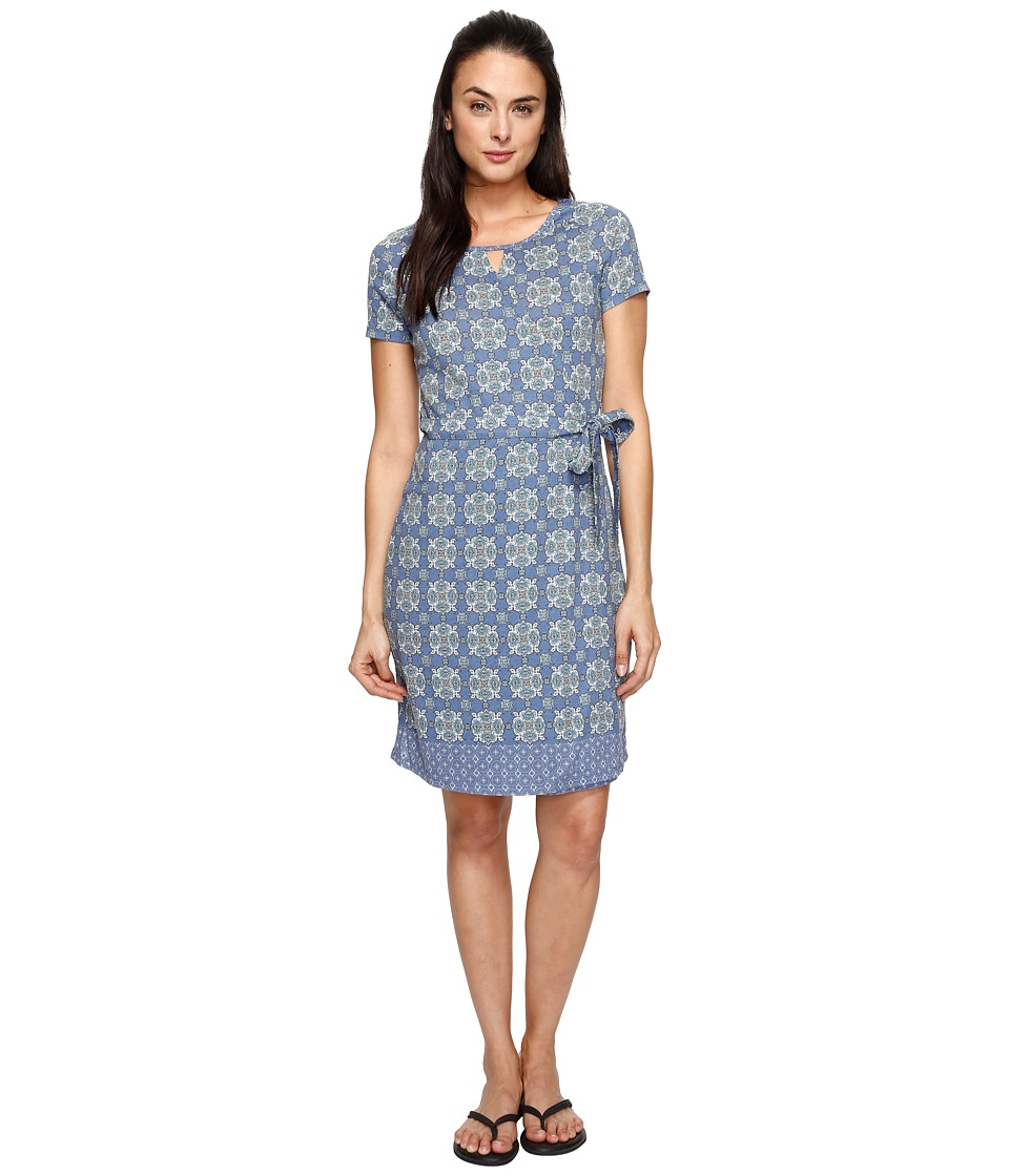 Aventura Clothing - Garland Dress (Dutch Blue) Women's Dress