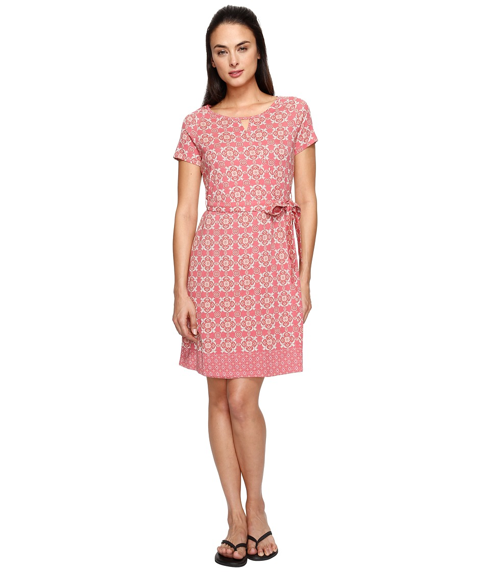 Aventura Clothing - Garland Dress (Cardinal) Women's Dress