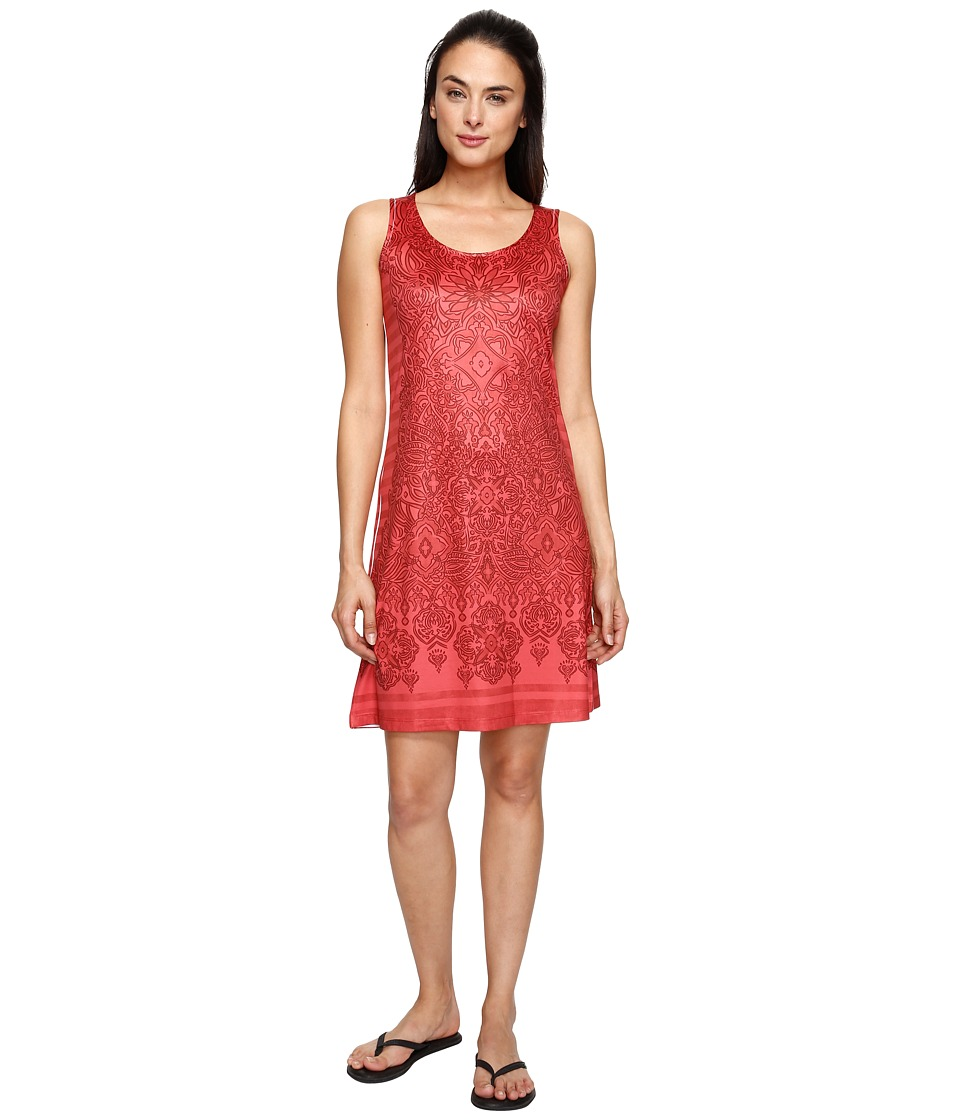 Aventura Clothing Hollis Dress (Spiced Coral) Women