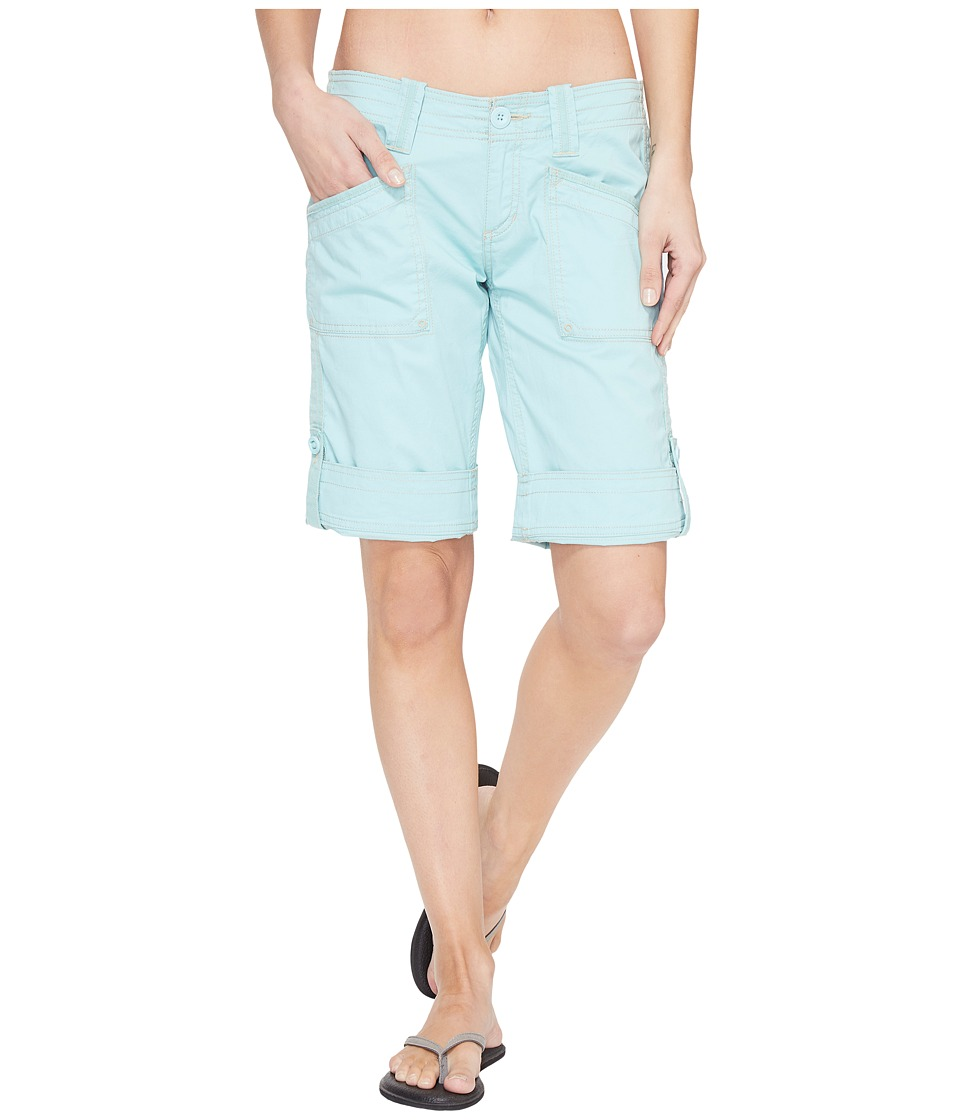 Aventura Clothing - Arden Standard Rise Short (Aqua Haze) Women's Shorts