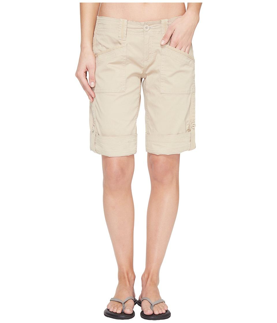 Aventura Clothing - Arden Standard Rise Short (White Pepper) Women's Shorts