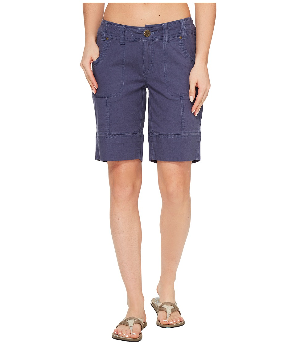 Aventura Clothing - Scout Shorts (Vintage Indigo) Women's Shorts