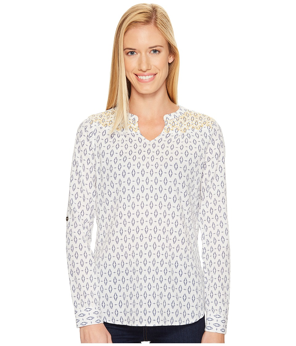Aventura Clothing - Tinsley Long Sleeve (White) Women's Clothing