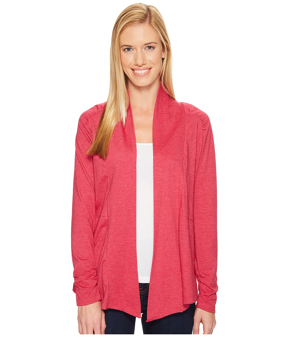 Aventura Clothing - Kyle Wrap (Cerise) Women's Sweater