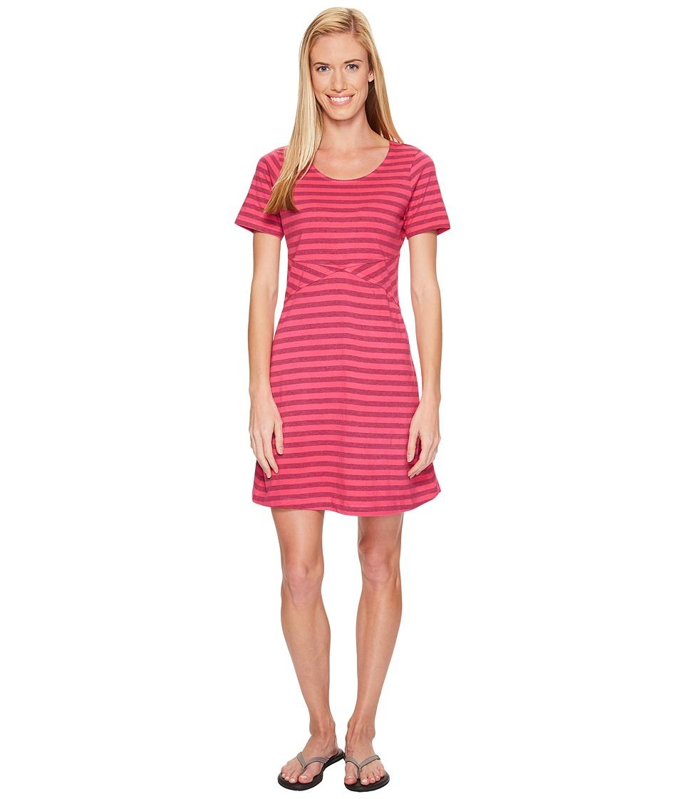 Aventura Clothing - Yvette Dress (Cerise) Women's Dress