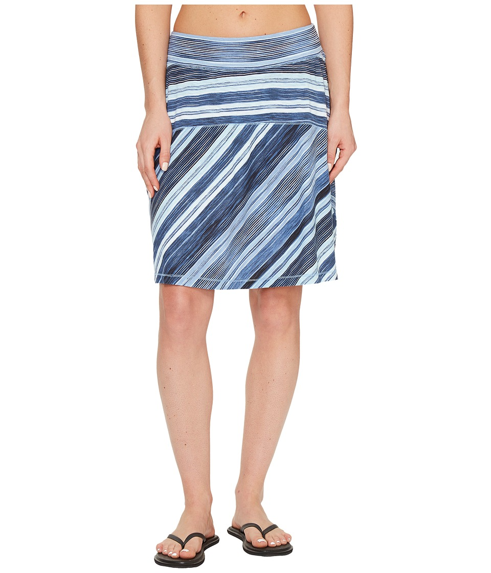 Aventura Clothing Lennox Skirt (Dutch Blue) Women