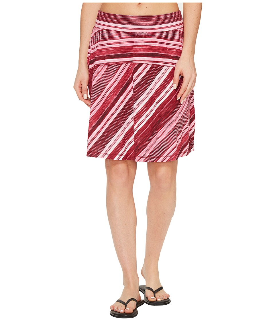 Aventura Clothing - Lennox Skirt (Cerise) Women's Skirt