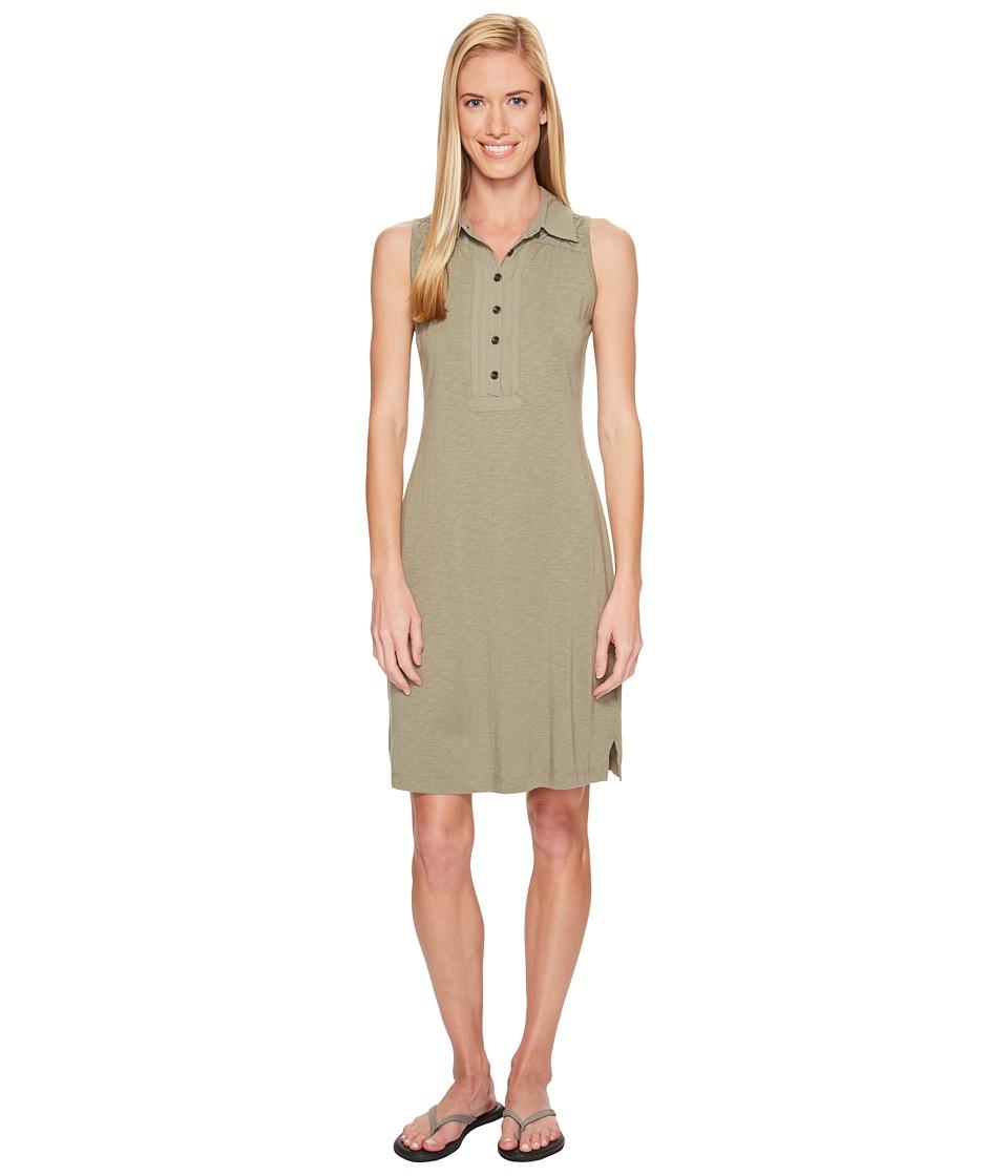 Aventura Clothing - Campbell Dress (Gravel) Women's Dress
