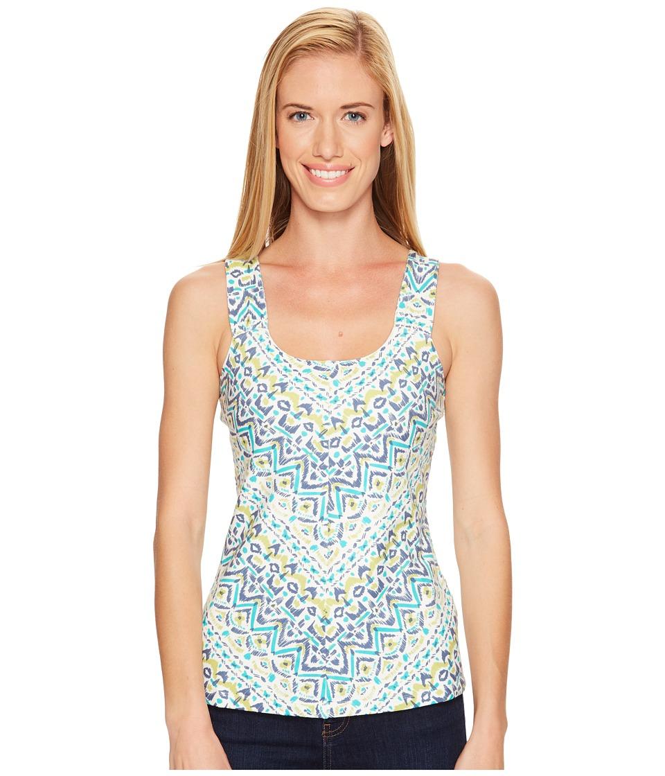 Aventura Clothing - Pearson Tank Top (Viridian Green) Women's Sleeveless