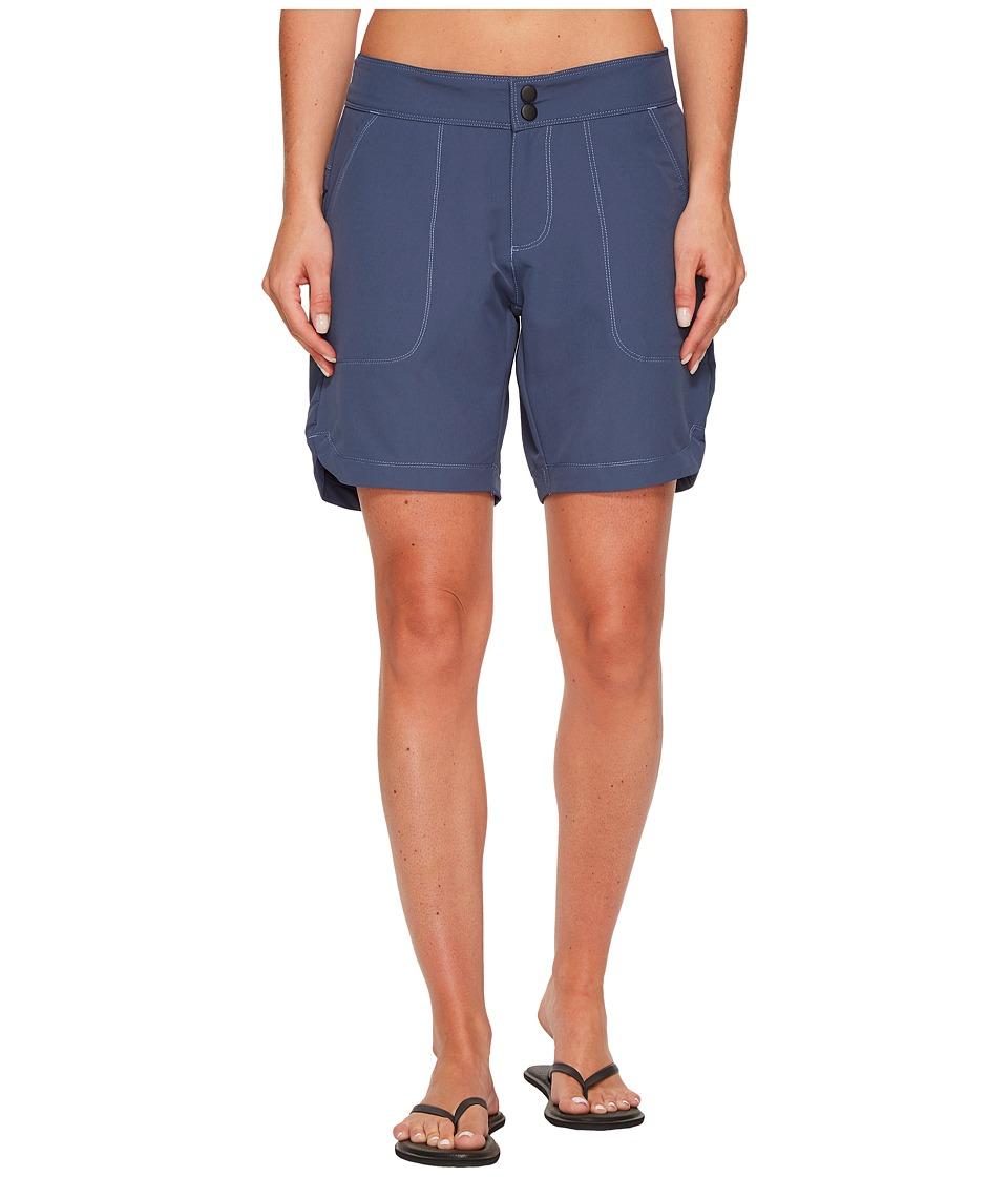 Aventura Clothing - Vita Shorts (Vintage Indigo) Women's Shorts