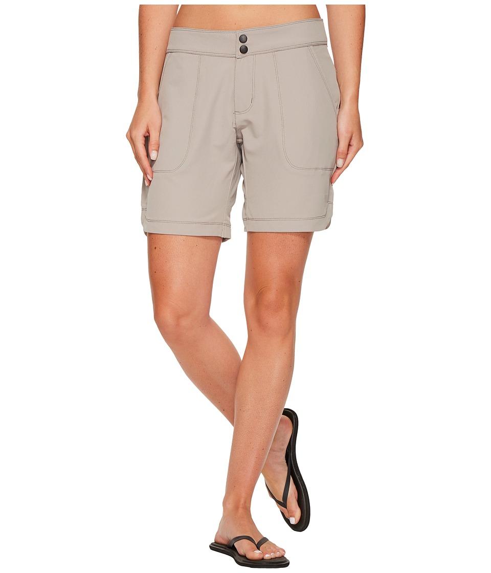 Aventura Clothing - Vita Shorts (Griffin Grey) Women's Shorts
