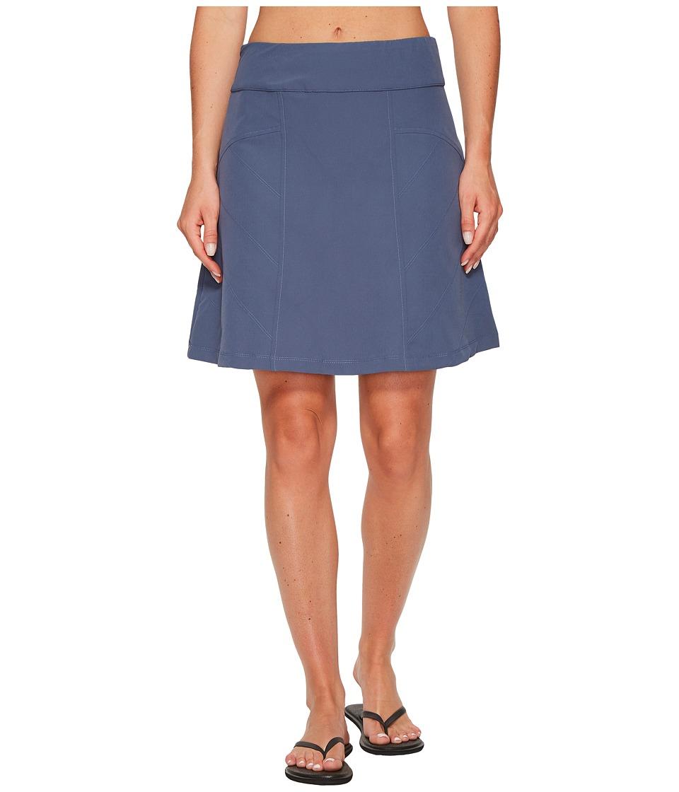 Aventura Clothing Vita Skirt (Vintage Indigo) Women