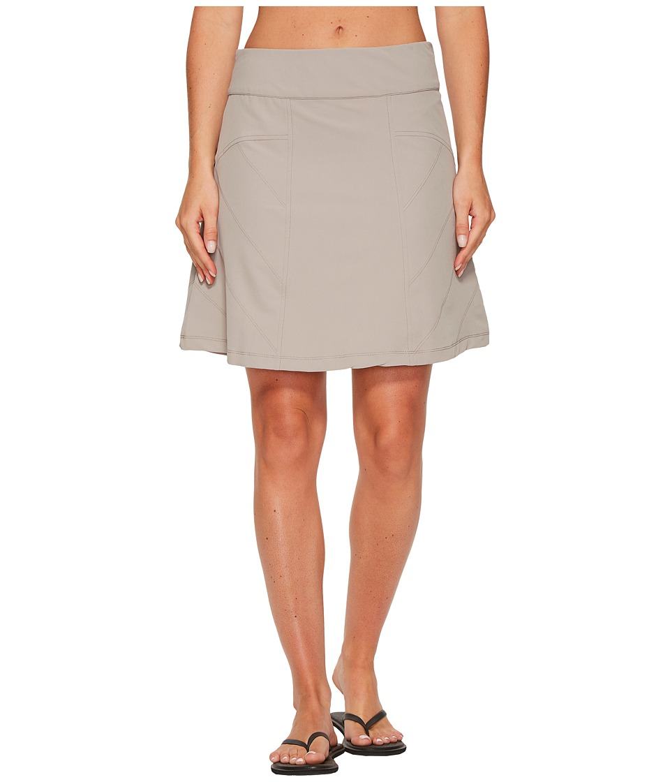 Aventura Clothing Vita Skirt (Griffin Grey) Women