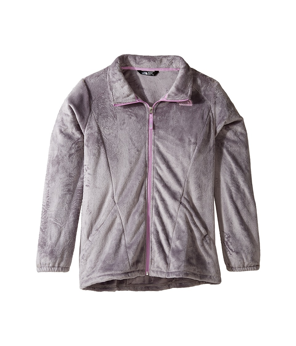 The North Face Kids - Osolita 2 Jacket (Little Kids/Big Kids) (Metallic Silver (Prior Season)) Girl's Coat