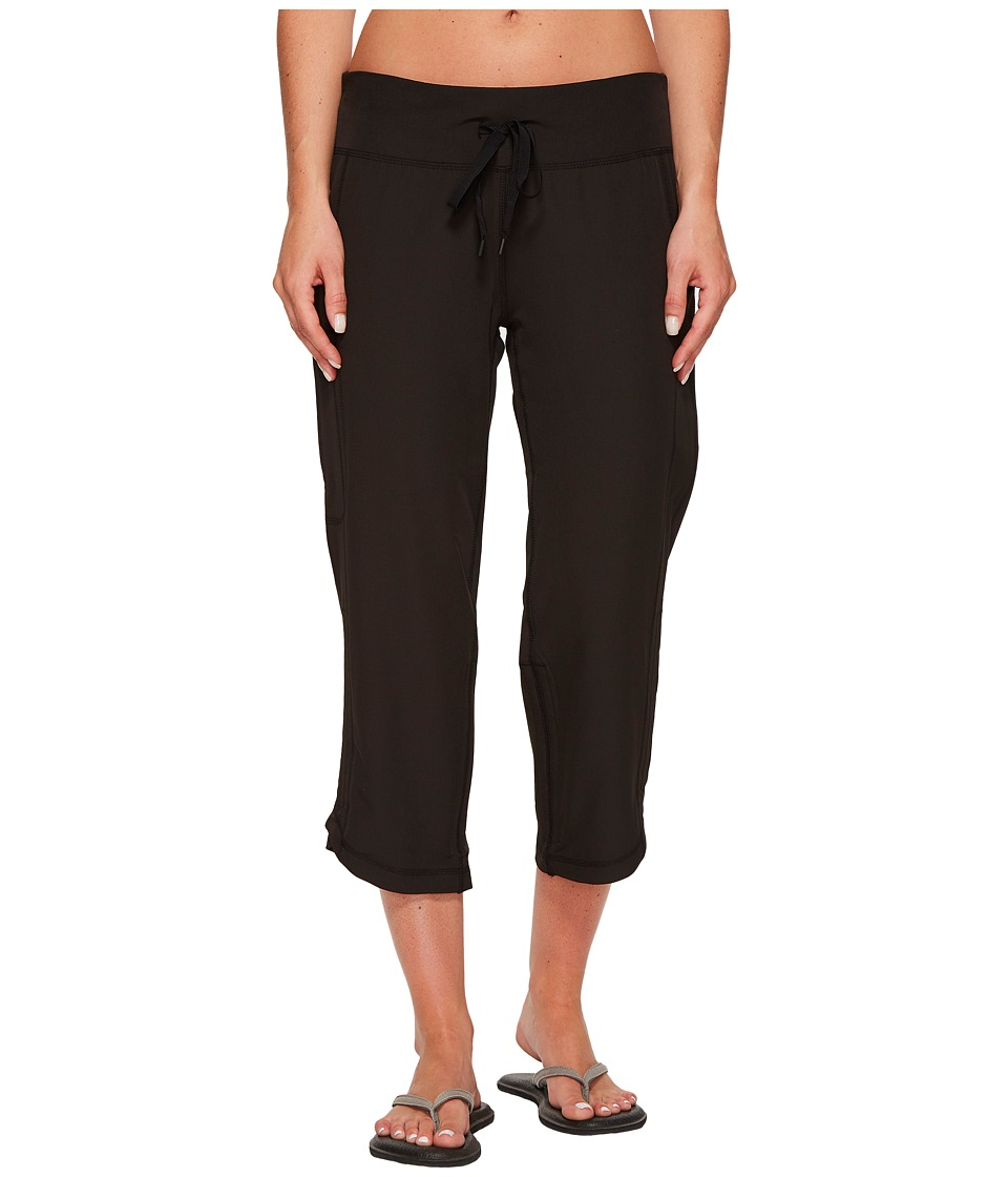 Aventura Clothing - Vita Capris (Black) Women's Capri