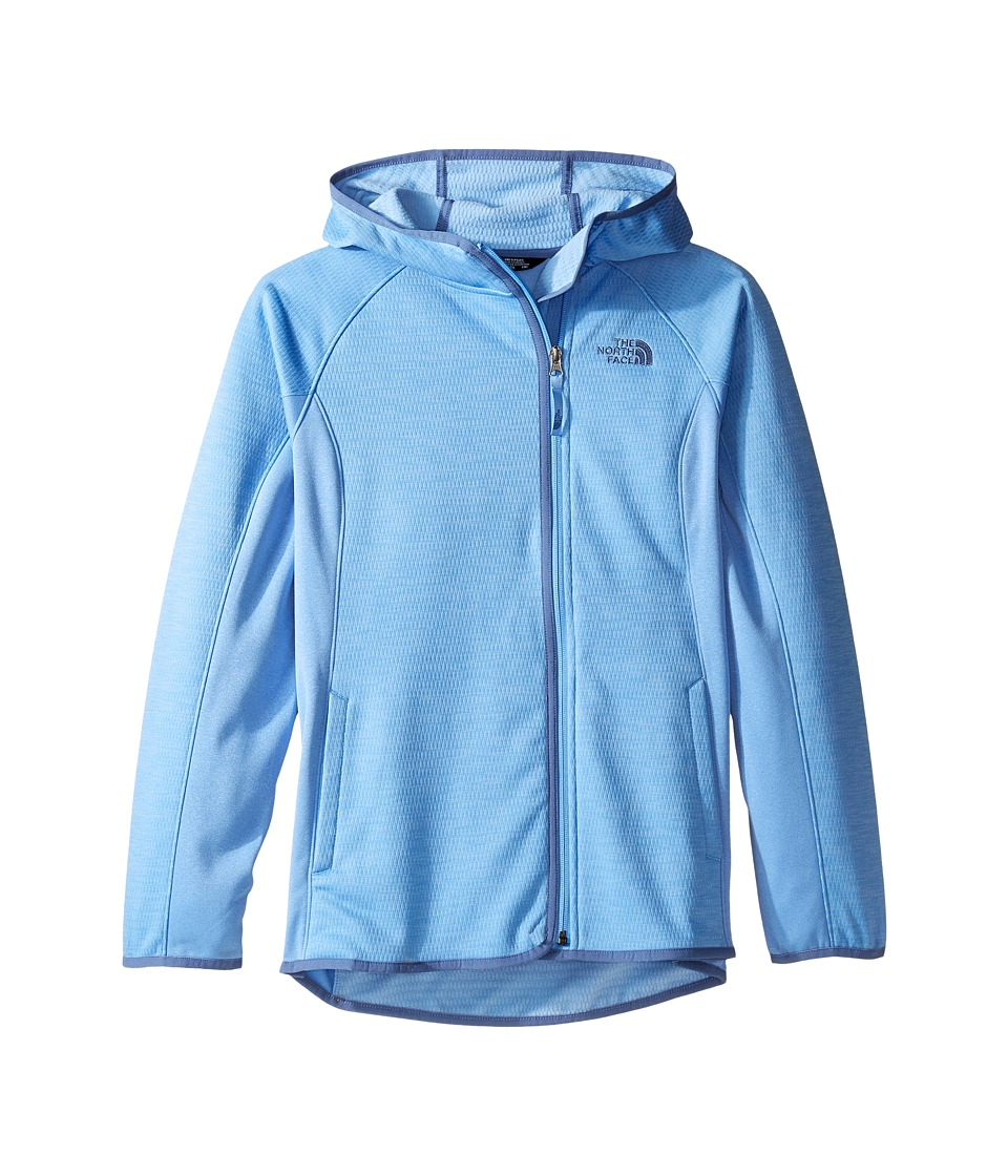 The North Face Kids - Arcata Hoodie (Little Kids/Big Kids) (Provence Blue (Prior Season)) Girl's Sweatshirt
