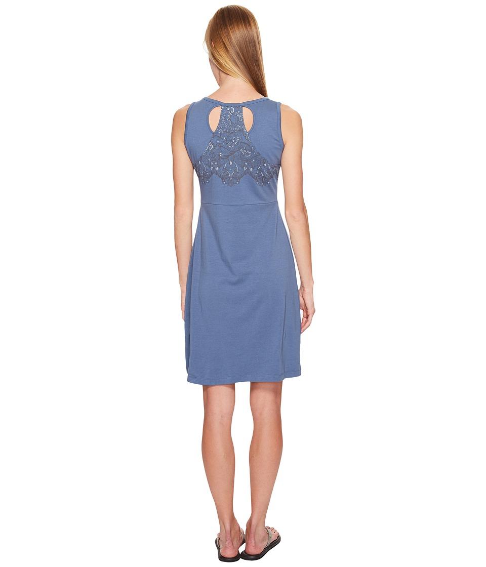 Aventura Clothing Avis Dress (Vintage Indigo) Women