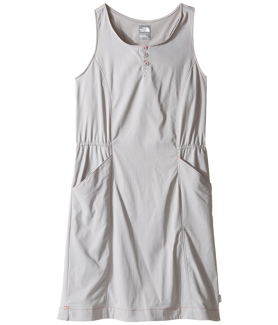 The North Face Kids - Aphrodite Dress (Little Kids/Big Kids) (Metallic Silver (Prior Season)) Girl's Dress