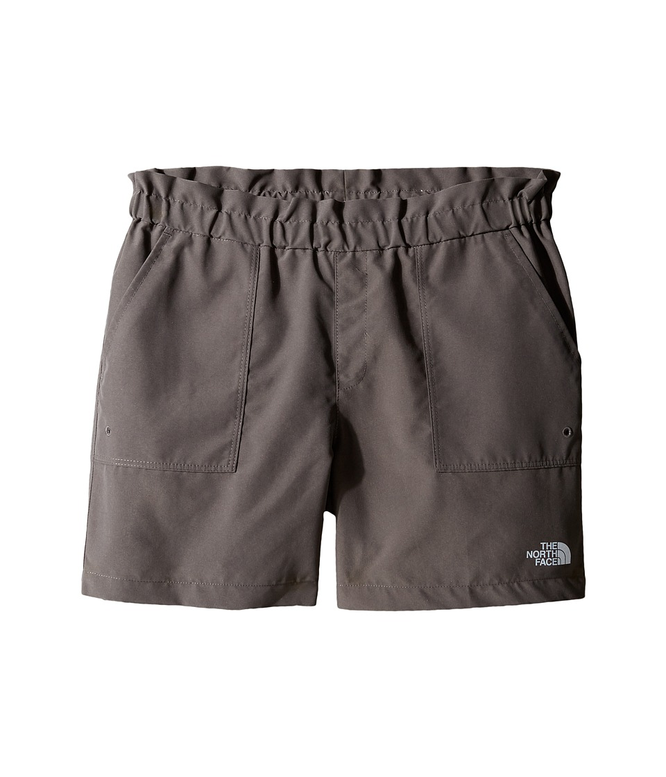 The North Face Kids - Hike/Water Shorts (Little Kids/Big Kids) (Graphite Grey (Prior Season)) Girl's Shorts