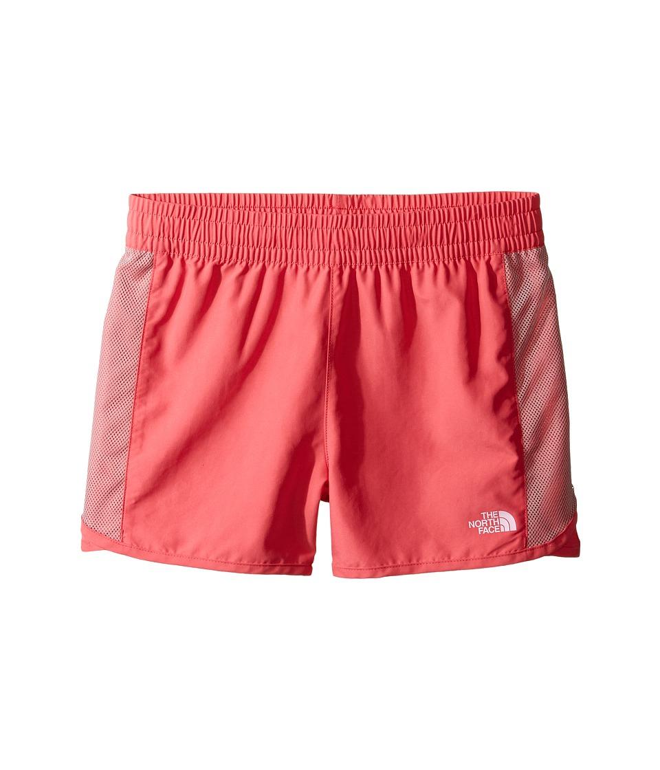 The North Face Kids - Class V Water Shorts (Little Kids/Big Kids) (Honeysuckle Pink (Prior Season)) Girl's Shorts
