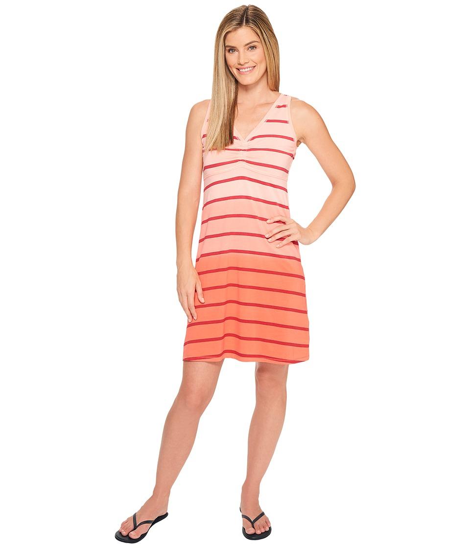 Aventura Clothing Lidell Dress (Blooming Dahlia) Women