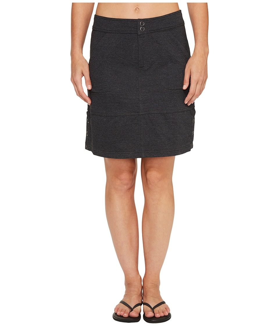 Aventura Clothing Hartwell Skirt (Heathered Charcoal) Women