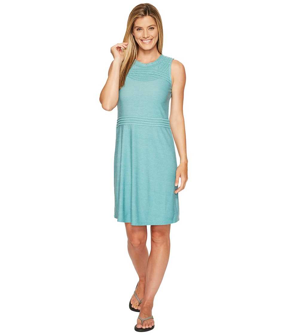 Aventura Clothing - Jocelyn Dress (Viridian Green) Women's Dress