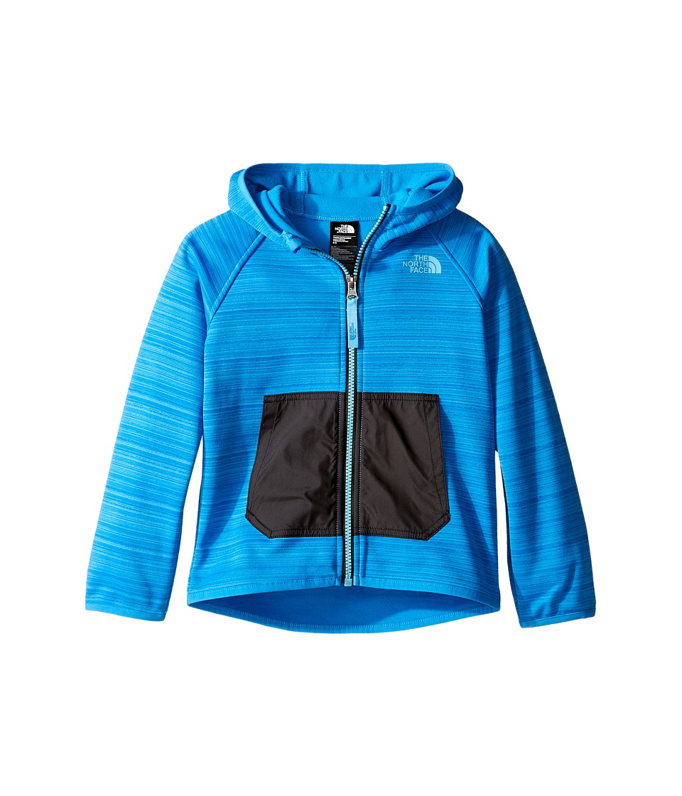 The North Face Kids - Trace Hoodie (Toddler) (Clear Lake Blue -Prior Season) Boy's Sweatshirt
