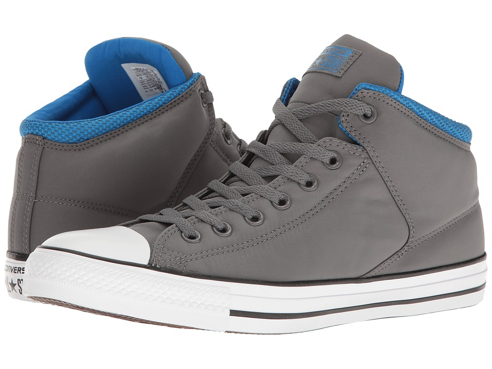 Converse - Chuck Taylor(r) All Star(r) High Street Backpack Poly Hi (Thunder/Soar/White) Men's Classic Shoes