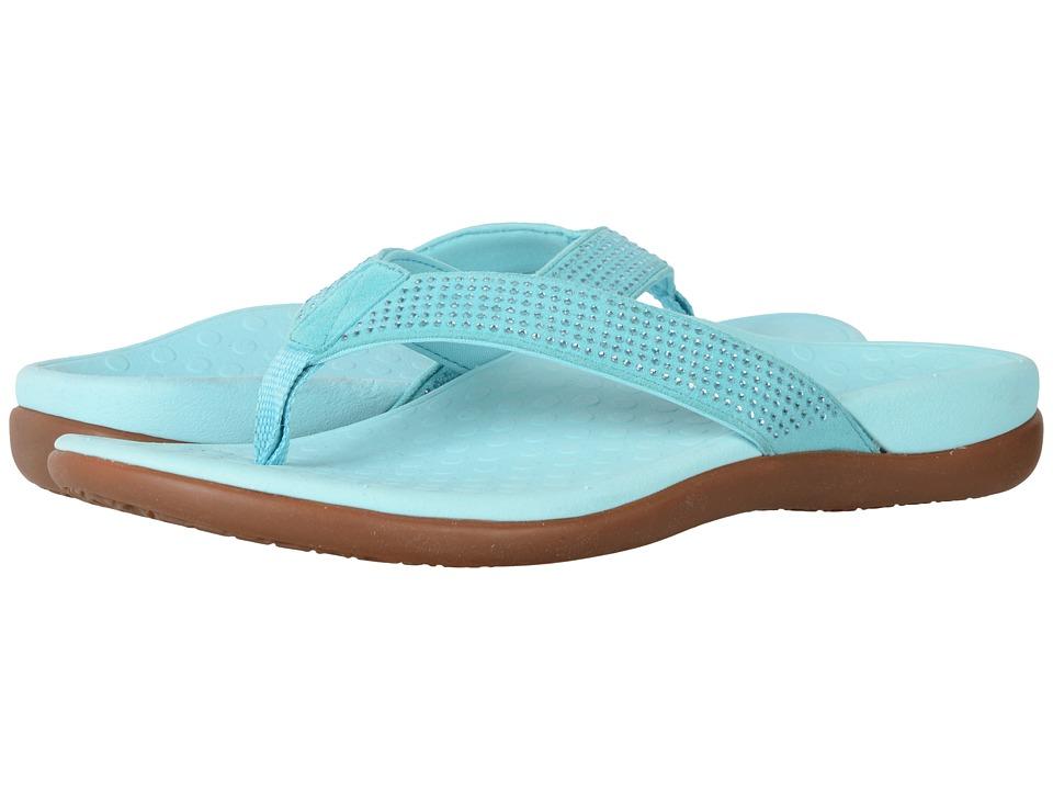 VIONIC - Tide Rhinestone (Blue Radiance) Women's Sandals