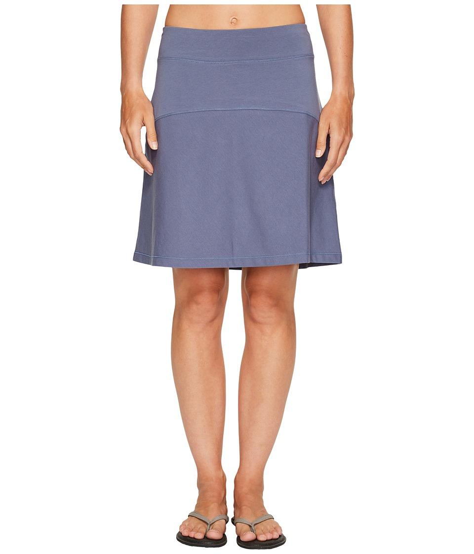 Aventura Clothing Linnea Skirt (Vintage Indigo) Women