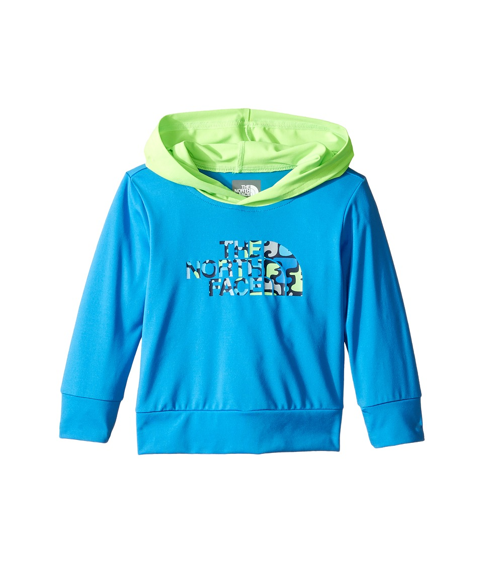 The North Face Kids - Long Sleeve Hike/Water Tee (Infant) (Clear Lake Blue -Prior Season) Kid's T Shirt