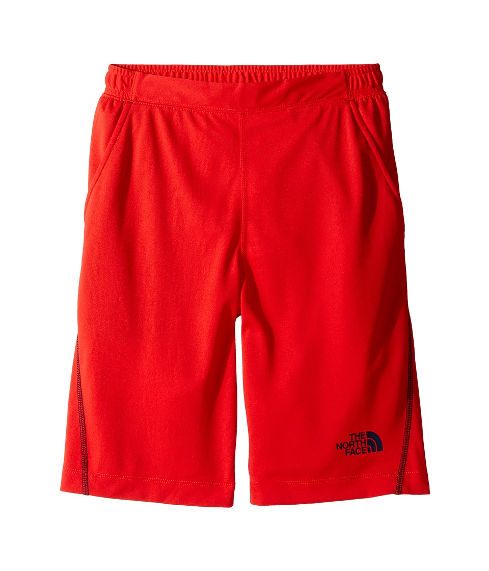 The North Face Kids - Mak Shorts (Little Kids/Big Kids) (High Risk Red (Prior Season)) Boy's Shorts