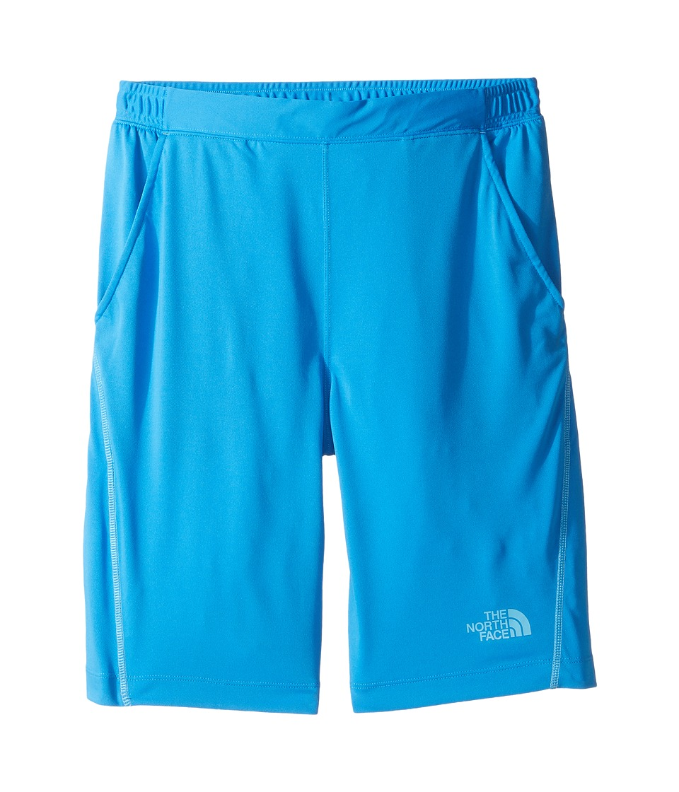 The North Face Kids - Mak Shorts (Little Kids/Big Kids) (Clear Lake Blue (Prior Season)) Boy's Shorts