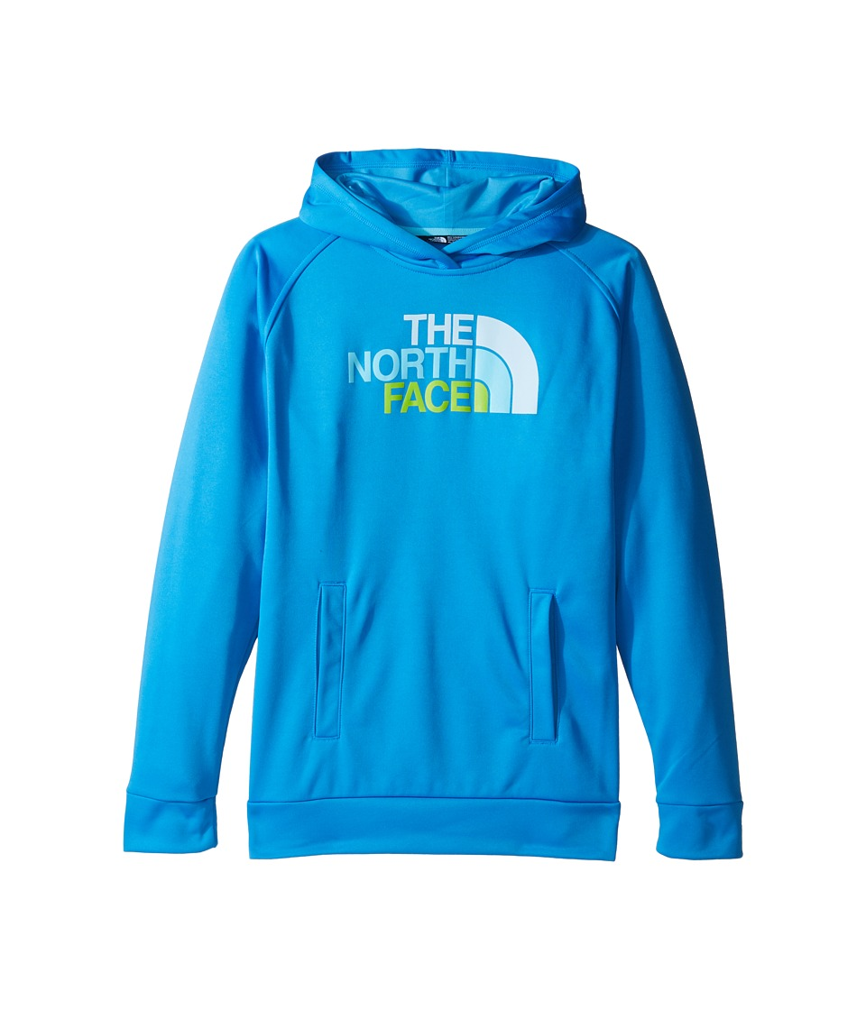 The North Face Kids - Surgent Pullover Hoodie (Little Kids/Big Kids) (Clear Lake Blue (Prior Season)) Boy's Sweatshirt