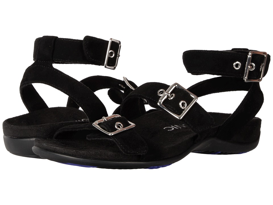 VIONIC - Sahara (Black) Women's Dress Sandals