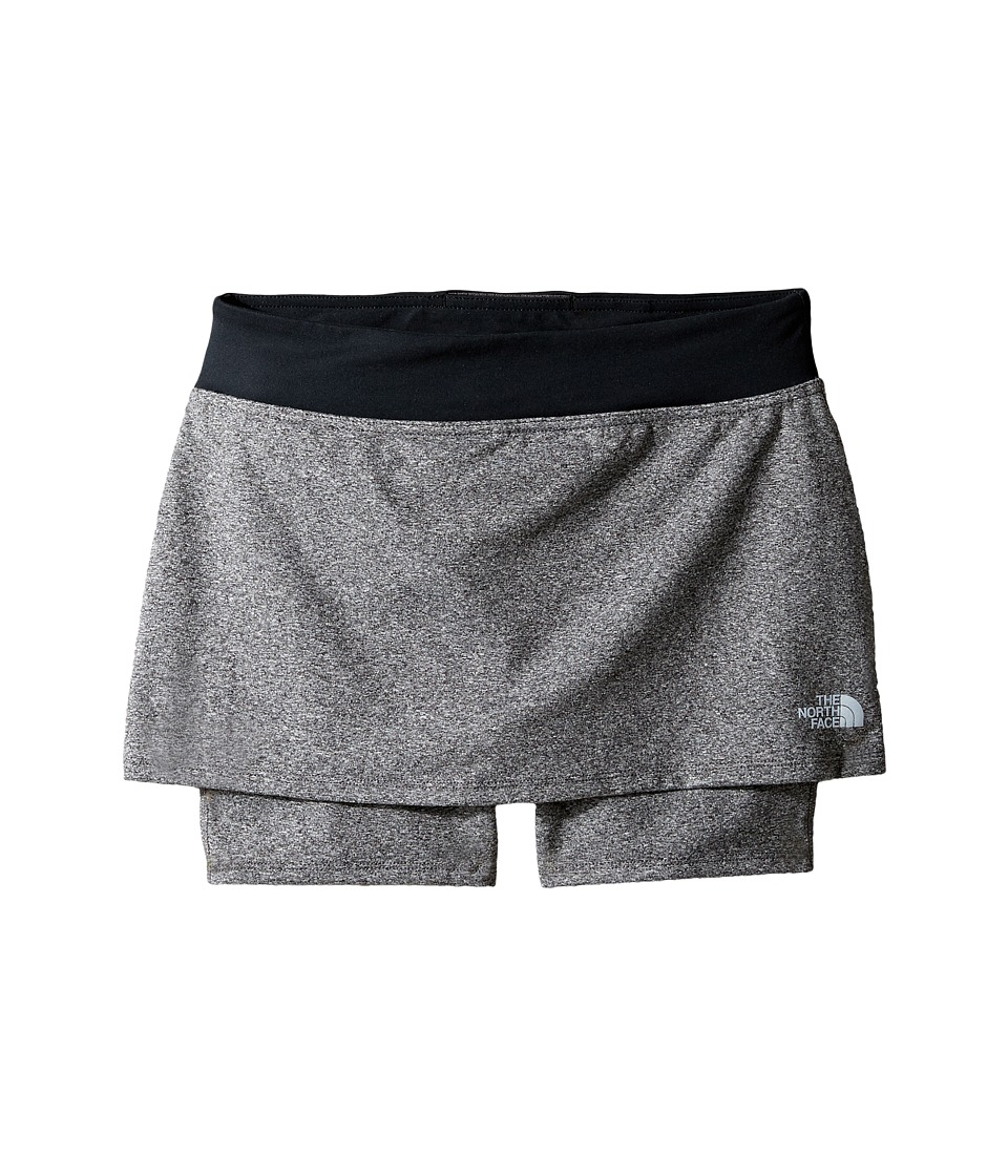 The North Face Kids - Pulse Skort (Little Kids/Big Kids) (TNF Medium Grey Heather (Prior Season)) Girl's Skort