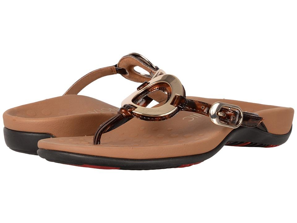 VIONIC - Karina (Tortoise) Women's Sandals